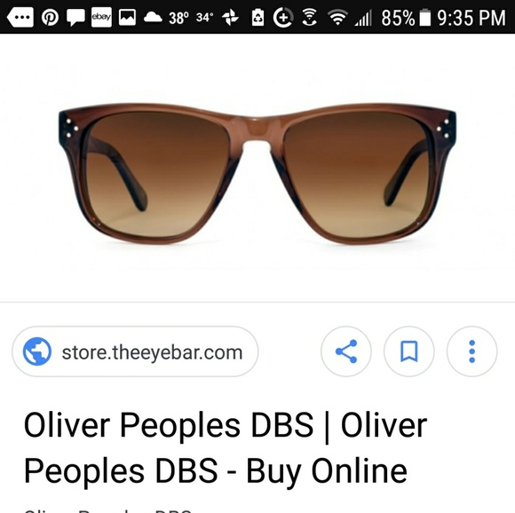 7aae8e1021 Oliver Peoples Accessories